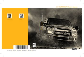 2014 ford f 250 owner s manual pdf 458 pages rh carmanuals2 com 2007 ford f250 owners manual pdf 2007 f250 6.0 owners manual