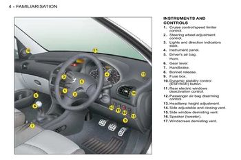 2008 peugeot 206 owner s manual pdf 127 pages