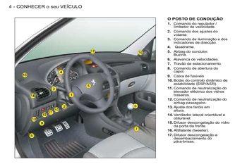 2008 peugeot 206 manual do propriet rio in portuguese pdf 123 rh carmanuals2 com manual peugeot 206 1.4 pdf manual peugeot 206 xs