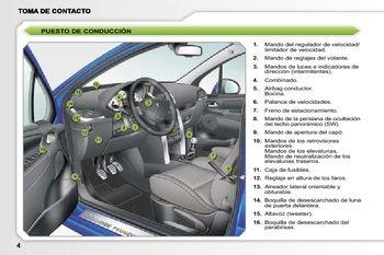 2007 peugeot 207 manual del propietario in spanish pdf 216 pages rh carmanuals2 com manual del peugeot 207 cc manual de peugeot 207 gratis