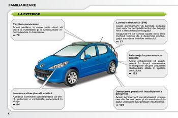 2008 peugeot 207 manualul de utilizare in romanian pdf 255 pages rh carmanuals2 com Peugeot 207 Front Bumber Undertray White Black Peugeot 207 GTI