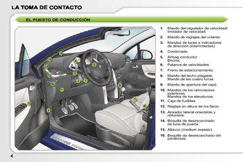 2007 peugeot 207 cc manual del propietario in spanish pdf 194 rh carmanuals2 com manual peugeot 207 compact manual peugeot 207 sw pdf