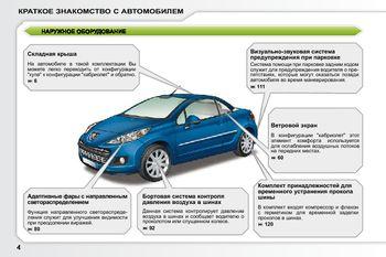 инструкция по эксплуатации 207 Peugeot - фото 10