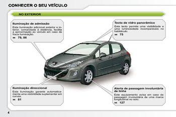 2007 5 peugeot 308 manual do propriet rio in portuguese pdf rh carmanuals2 com manual de usuario peugeot 308 gti manual de usuario peugeot 308 sw