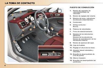 2007 peugeot 307 cc manual del propietario in spanish pdf 182 rh carmanuals2 com manual peugeot 307 cc 2007 manual peugeot 307 cc pdf