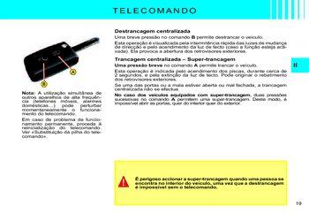 2008 citro n c3 manual do propriet rio in portuguese pdf 184 rh carmanuals2 com manual do citroen c3 2008 manual citroen c4 picasso 2008