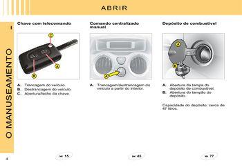 2010 citro n c3 manual do propriet rio in portuguese pdf 102 rh carmanuals2 com citroen c3 manual pdf manual citroen c4 picasso 2008