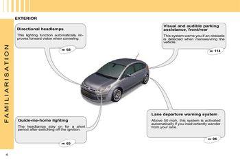 2008 citro n c4 owner s manual pdf 257 pages rh carmanuals2 com citroen c4 2008 service manual citroen c4 2008 user manual pdf