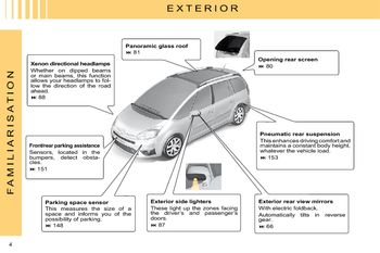 2009 citro n c4 picasso owner s manual pdf 337 pages rh carmanuals2 com 2015 Citroen C4 Picasso 2018 Citroen C4 Picasso