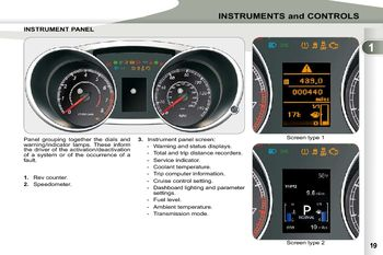 2010 5 peugeot 4007 owner s manual pdf 215 pages rh carmanuals2 com peugeot 4007 owners manual Peugeot 4008