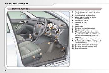 2006 peugeot 607 owner s manual pdf 175 pages rh carmanuals2 com Peugeot 406 Peugeot 408