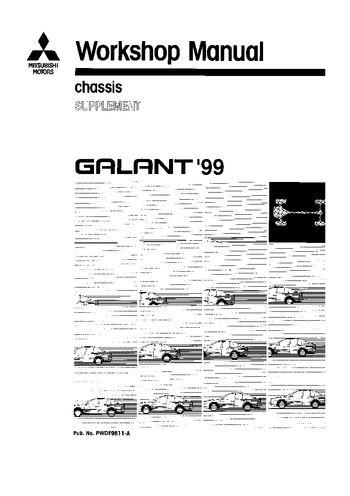 1999 mitsubishi galant workshop manual chassis pdf 368 pages rh carmanuals2 com service manual mitsubishi galant mitsubishi galant workshop manual pdf