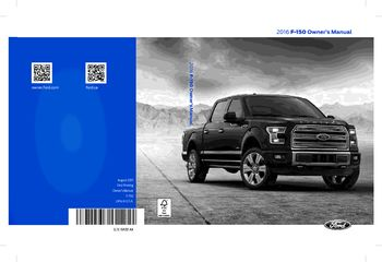 ford   owners manual   pages