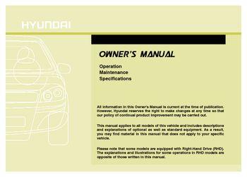 Hyundai Accent Workshop Manual Pdf