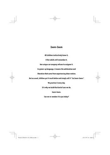 mazda 3 owners manual pdf