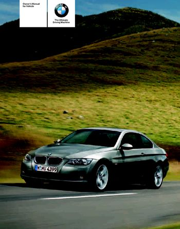 2007 bmw 335i coupe owner s manual pdf 160 pages rh carmanuals2 com BMW 335I Coupe Lowered 2014 BMW 320I Sedan