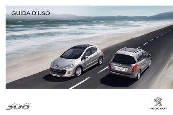 Scarica 2010.5 Peugeot 308 SW BL - Manuale del ...