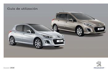 2011 peugeot 308 sw bl manual del propietario in spanish pdf rh carmanuals2 com 2017 Peugeot 308 SW Length Peugeot 308 SW Dimensions