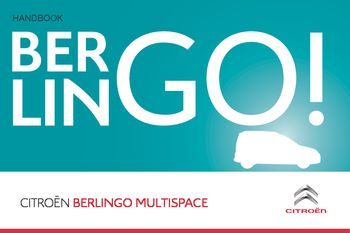 2015 citro n berlingo multispace owner s manual pdf 298 pages rh carmanuals2 com Xsara Picasso Model Berlingo UK