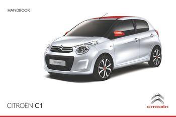 2015 citro n c1 owner s manual rhd uk australia pdf 260 pages rh carmanuals2 com Citroen C2 Peugeot 107