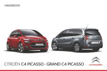 2015 Citroën C4 Picasso - Owner's Manual - PDF (420 Pages)
