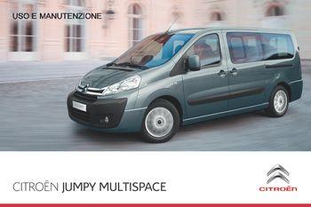 2014 citro n jumpy multispace manuale del proprietario in italian pdf 260 pages. Black Bedroom Furniture Sets. Home Design Ideas