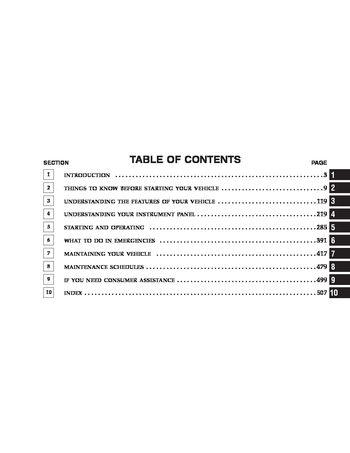 2006 dodge ram 1500 owner s manual gas pdf 528 pages rh carmanuals2 com 2015 Ram 2500 Manual Transmission 2007 dodge ram 2500 repair manual pdf