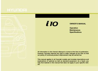 hyundai service repair manuals i10
