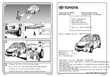 toyota yaris 1999 manual pdf