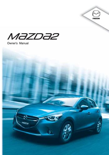2015 mazda 2 owners manual pdf 638 pages 2015 mazda 2 owners manual 638 pages asfbconference2016 Choice Image