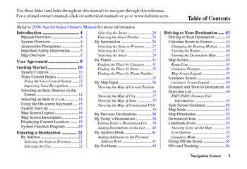 2006 honda accord coupe accord navigation manual pdf 3 pages rh carmanuals2 com 2015 honda accord navigation manual 2013 honda accord navigation manual