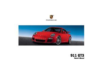 2010 porsche 911 gt3 owner s manual pdf 251 pages rh carmanuals2 com owner's manual porsche 911 owner's manual porsche 911